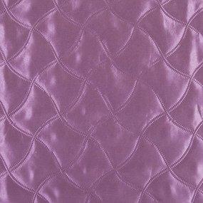 Покрывало шелк цвет темно-розовый 150/210 фото