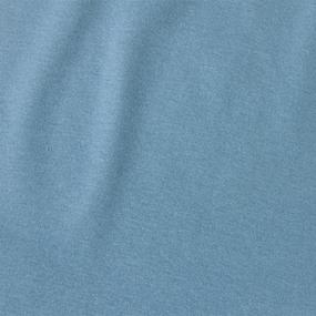 Рибана 30/1 лайкра карде 220 гр цвет GMV0666795 голубая ель пачка фото
