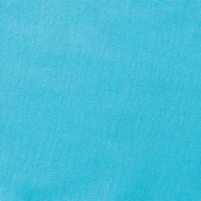 Рибана 30/1 лайкра карде 220 гр цвет EMV0504295 голубой пачка фото