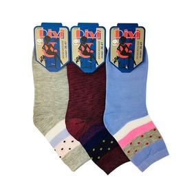 Женские носки Divi 474-G318 размер 36-41 фото