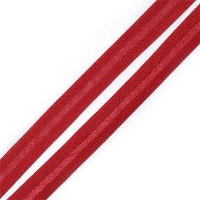 Косая бейка хлопок ширина 15 мм (132 м) цвет 7029 красный фото