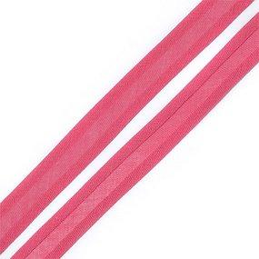 Косая бейка хлопок ширина 15 мм (132 м) цвет 7048 т-розовый фото