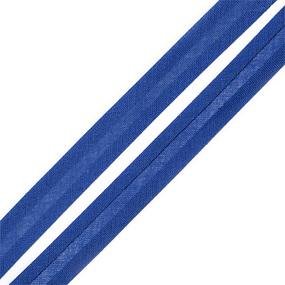 Косая бейка хлопок ширина 15 мм (132 м) цвет 7087 синий фото