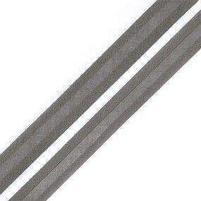Косая бейка хлопок ширина 15 мм (132 м) цвет 7096 т серый фото