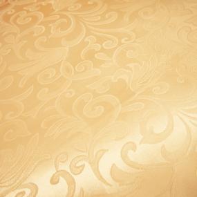 Портьерная ткань 150 см на отрез 100/2С цвет 12 золото фото