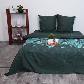 Постельное белье из бязи 207653 Золотая нить 2-х сп с евро простыней фото