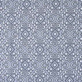 Ткань на отрез гобелен 150 см A80 цвет серый фото