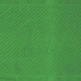 Полотенце махровое ножки 700 гр/м2 Туркменистан 50/70 см цвет молодая зелень фото