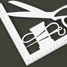 Ткань на отрез кашкорсе с лайкрой 2801 цвет хаки фото