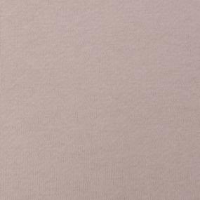 Ткань на отрез футер 3-х нитка диагональный цвет пудра фото