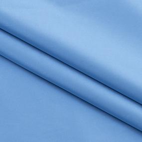 Ткань на отрез дюспо YI05M цвет голубой фото