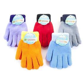 Перчатки детские 520M разные расцветки фото