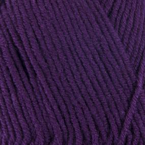 Пряжа для вязания Ализе LanaGold (49%шерсть, 51%акрил) 100гр цвет 111 фуксия фото