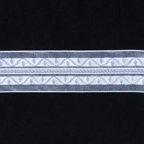 Лента декоративная 35 мм (9,14 м) TBY/ЛДК/QC-03.1 цвет 01 фото