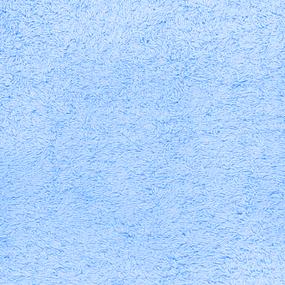 Простынь махровая цвет Голубой 155/200 фото
