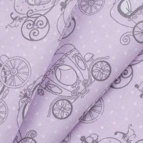 Ткань на отрез бязь ГОСТ Шуя 150 см 92191 цвет розовый фото