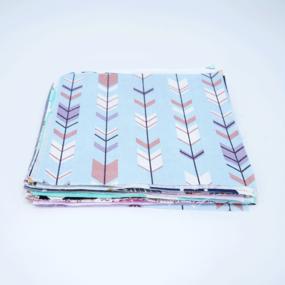 Набор отрезов ткани для пэчворк 18х20(+/- 1) см 47 шт №4 фото