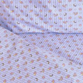 Постельное белье в детскую кроватку 92141 бязь ГОСТ фото