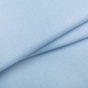Ткань на отрез бязь ГОСТ Шуя 150 см 17800 цвет бледно-голубой фото