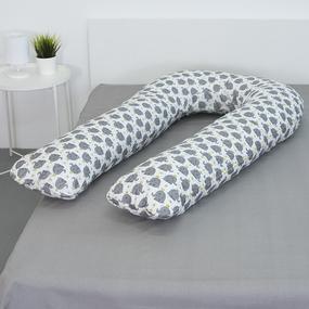 Подушка для беременных U-образная 461 Слоники фото
