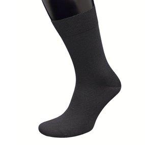 Мужские носки АБАССИ ZCP173 цвет черный размер 25 фото