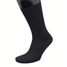Мужские носки Гранд ZC19 цвет черный размер 25 фото