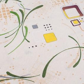 Комплект простыня 1.5 сп + 1 нав. 70/70 бязь 319/2 Вальс цвет бежевый фото