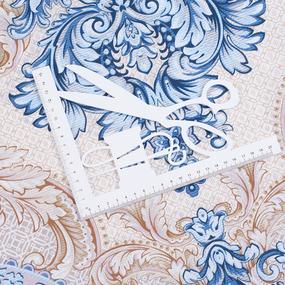 Ткань на отрез бязь 120 гр/м2 150 см Роскошь 10866/1 фото