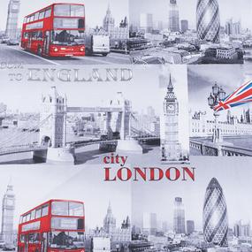Ткань на отрез бязь 120 гр/м2 150 см Лондон 10669/1 фото