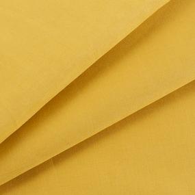 Ткань на отрез сатин гладкокрашеный 250 см 14-0852 цвет манго фото