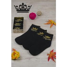 Носки Королева женские 6146 р 23-25 фото
