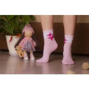 Носки Куколка женские 7707 р 23-25 фото