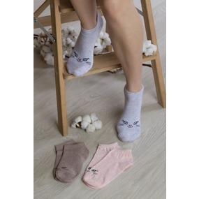 Носки Милашка женские 4969 р 23-25 фото