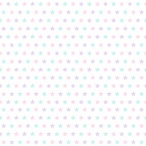 Перкаль 150 см набивной арт 140 Тейково рис 13167 вид 4 Звезда б/з Компаньон фото