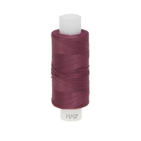 Нитки швейные 45ЛЛ 200м цвет 1208 брусника фото