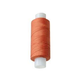 Нитки швейные 45ЛЛ 200м цвет 0614 оранж. фото