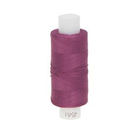 Нитки швейные 45ЛЛ 200м цвет 1610 сиреневый фото