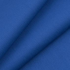 Ткань на отрез саржа 12с-18 цвет василёк 01 260 +/- 13 гр/м2 фото