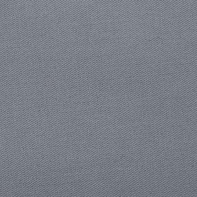 Ткань на отрез саржа цвет серый 040 фото
