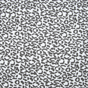 Ткань на отрез интерлок Леопард 3 Т533 фото