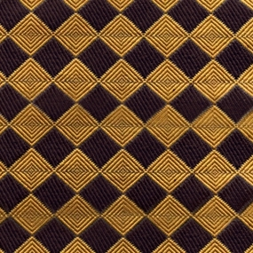 Ткань на отрез гобелен 150 см KS8 цвет кофе фото