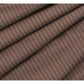 Ткань на отрез перкаль 220 см 6793/18 Шоколадный брауни фото
