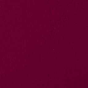 Мерный лоскут ситец гладкокрашеный 80 см Шуя 14300 цвет бордо 20 м фото