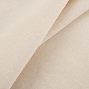 Мерный лоскут бязь гладкокрашеная ГОСТ 150 см цвет бежевый фото