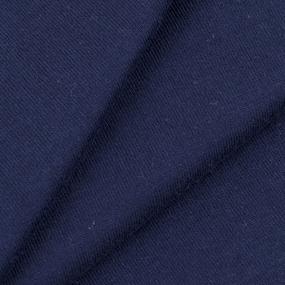 Ткань на отрез кулирка Medieval Blue 9070 фото