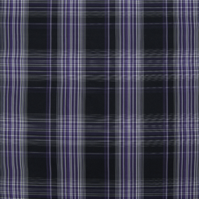 Ткань на отрез дюспо КТ0306 Клетка цвет фиолетовый фото