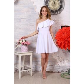 Платье Афина белое Д521 р 56 фото