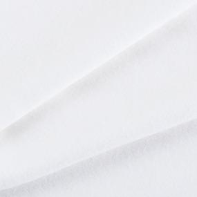 Ткань на отрез интерлок пенье цвет сахар 3420-18 фото