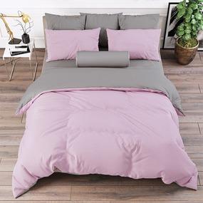 Поплин гладкокрашеный 220 см 115 гр/м2 21020 цвет розовый фото