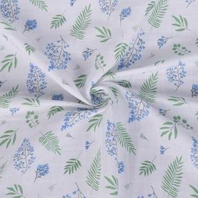 Ткань на отрез муслин 135 см 7369/1 Ягодки фото